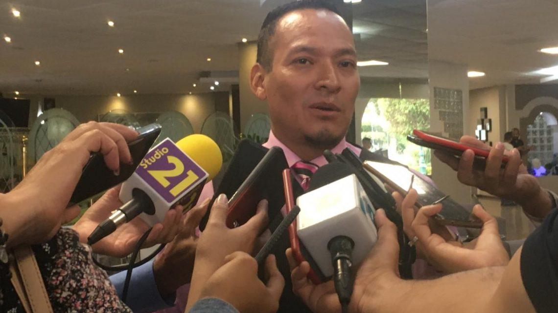 Buscamos la libertad del ex diputado por ilegalidades en su detención: Aguilar