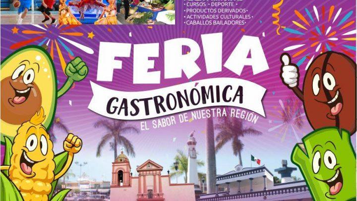 Anuncia Xalisco su gran Feria Gastronómica 2020 en la Plaza Principal del 13 al 23 de febrero