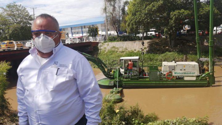 Tenemos que cuidar la imagen y evitar posibles desbordamientos del Río Mololoa: Melesio