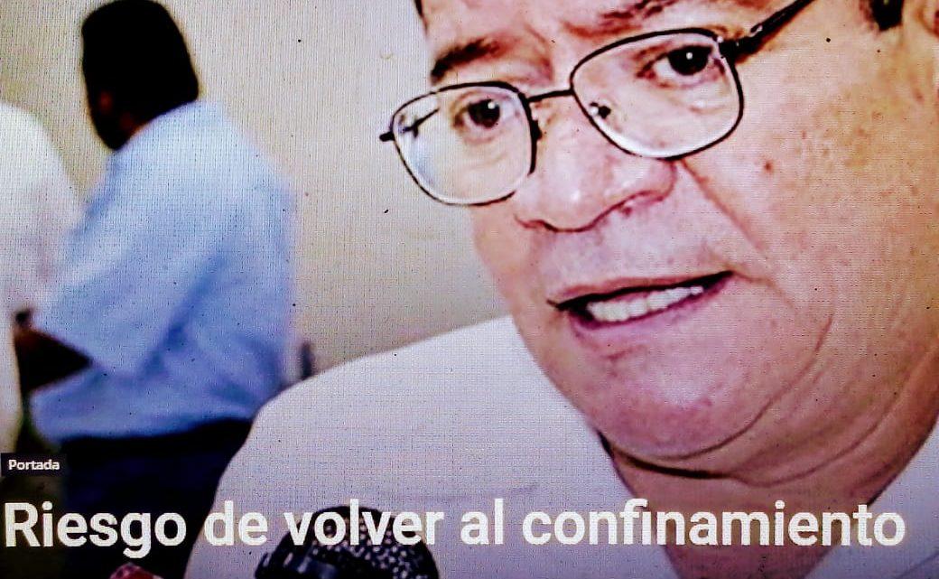 Pueblo y gobierno tenemos que combatir al Covid 19 y al dengue: Castellón