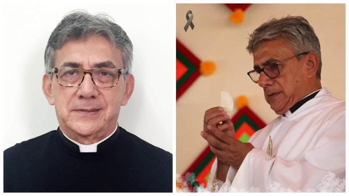 Teníamos 4 sacerdotes contagiados pero vivos y este miércoles falleció Sergio Díaz Lepe