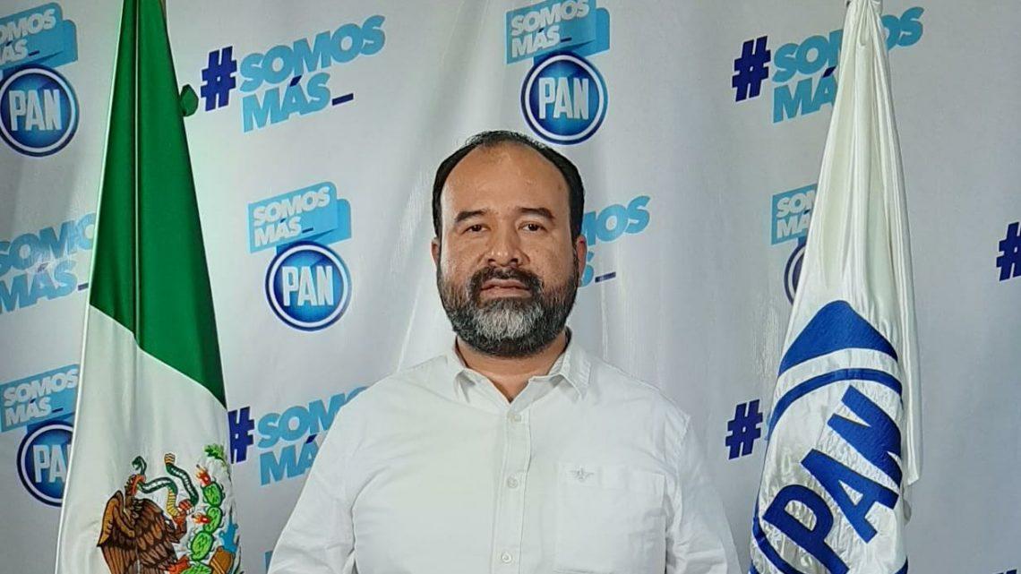 Nayaritas deben reflexionar y analizar la situación que atraviesa México y Nayarit: Guerrero