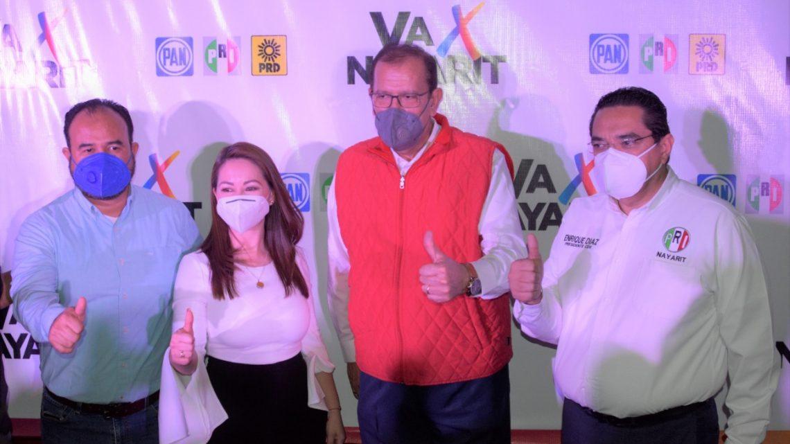 La precandidata Gloria Núñez es una mujer de resultados: Enrique Díaz