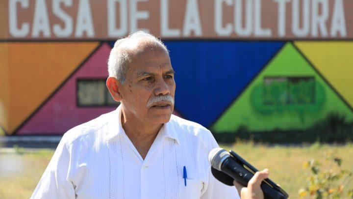 Miguel Ángel Arce continúa visitando las diversas áreas del Ayuntamiento de Tepic
