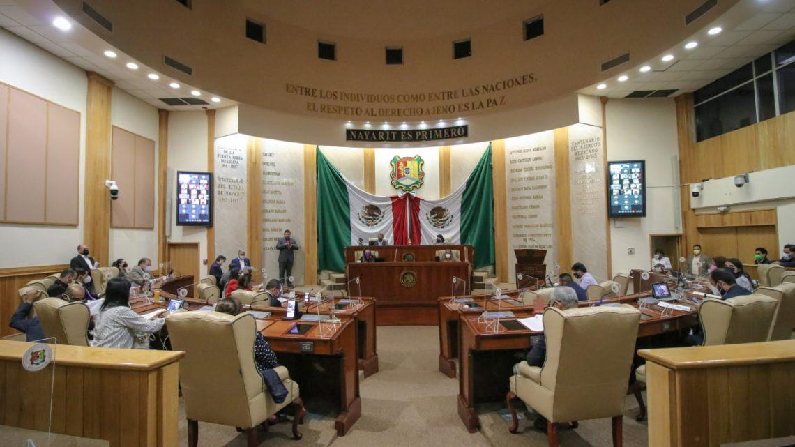 Nueva Comisión de Gobierno por la llegada de los suplentes al Congreso del Estado