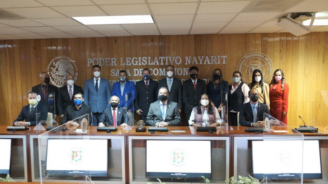 Rinden protesta de ley 10 diputados suplentes