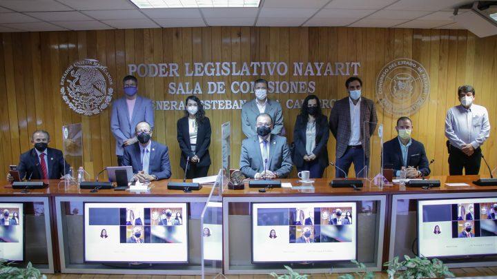 Respalda Congreso al Instituto Estatal Electoral y coadyuvará para que la elección local se realice