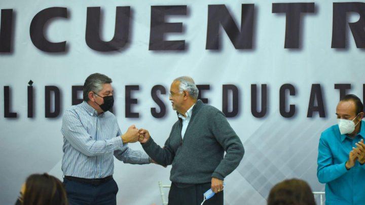 La Sección 20 del magisterio nayarita confía en Miguel Ángel Navarro Quintero: Montenegro