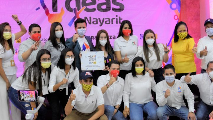 """Se realizó exitoso Foro de Jóvenes por parte de la coalición """"Va por Nayarit"""": Gloria"""