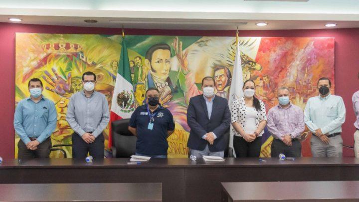 Convenio para fortalecer la protección familiar a cargo del Poder Judicial: González