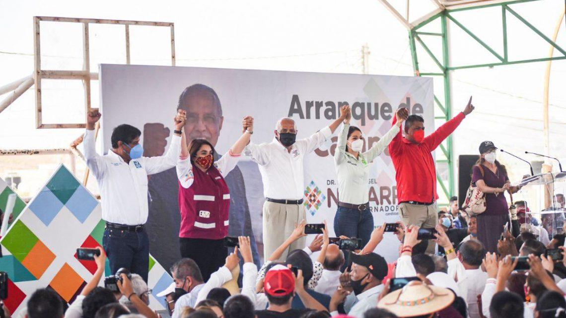 El campo será prioridad en mi Gobierno y por ello buscaremos soluciones: Navarro
