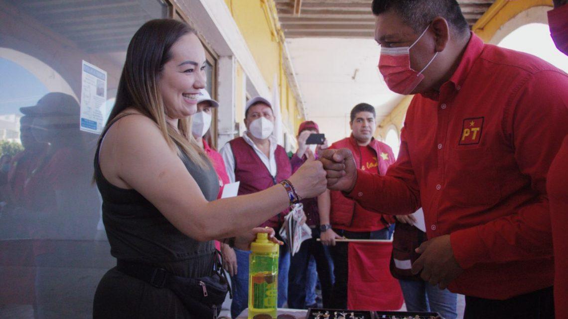 Fugio Ortiz se compromete con el pueblo de Ixtlán del Río y Bahía de Banderas
