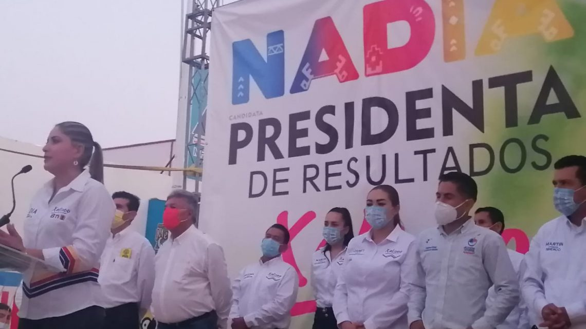 Como candidata a la presidencia municipal de Xalisco arrancamos campaña: Nadia