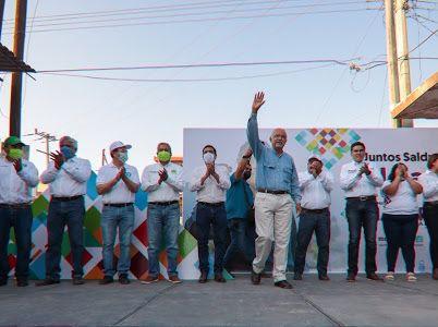 El candidato al gobierno nayarita Miguel Angel Navarro presentará a la CONAGO plan universal de salud
