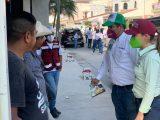 Histórico día en Ciudad Del Valle; Nunca los vecinos habían dado tanto apoyo a los candidatos