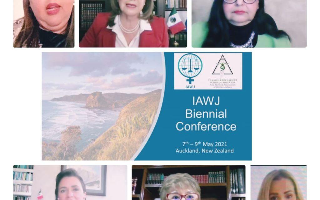 """Mujeres Juezas de Nueva Zelanda organizaron evento """"Celebrando la Diversidad"""""""