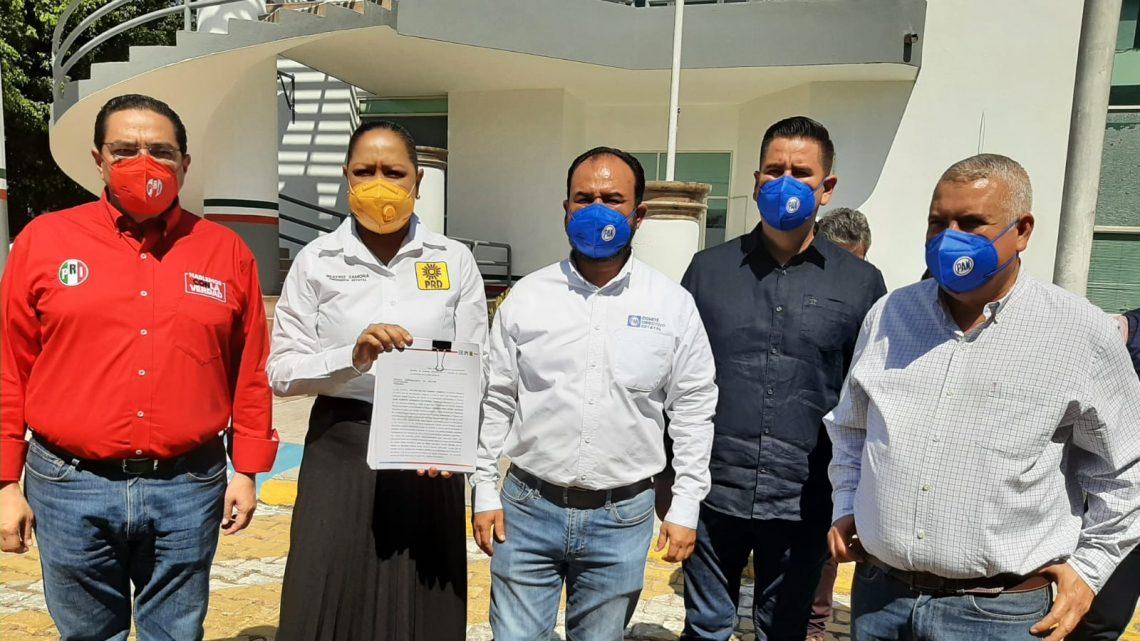 Estamos seguros que la FGR es cómplice de MORENA porque no recibió una denuncia: Guerrero