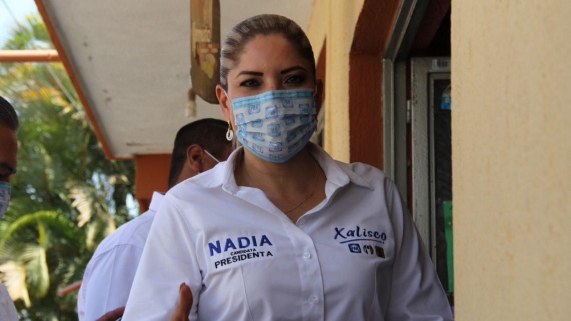 Durante mi gobierno municipal trabajaremos en tres ejes para beneficio de los xaliscas: Nadia