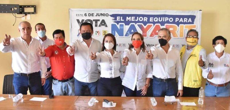 Nayarit necesita en la actualidad que gobierne una persona como Gloria Núñez