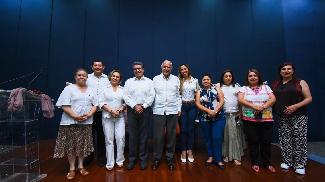 Respaldan Senadores de la república  al Dr. Navarro Quintero