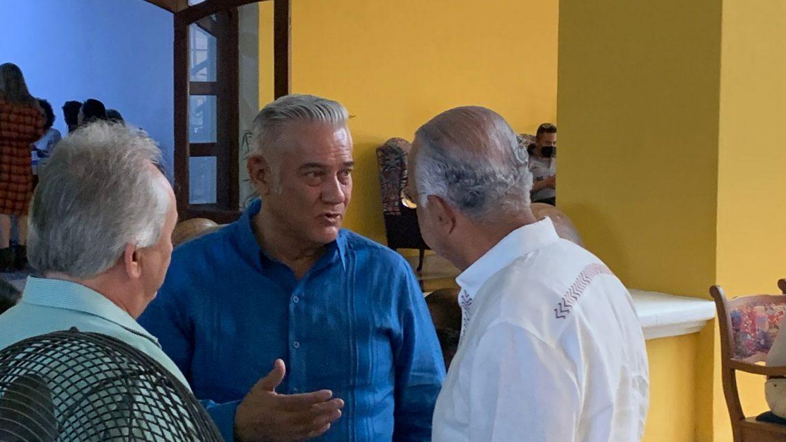 Tuxpan y San Blas  votarán por Miguel Ángel Navarro