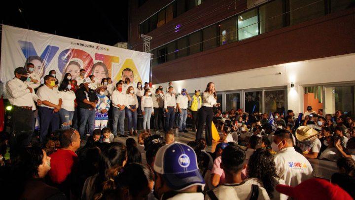 Gobernará Gloria Núñez en unidad para todos los nayaritas