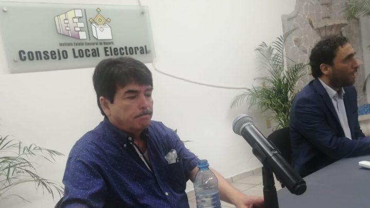 Estamos listos para participar con la operación del PREP el día de la jornada electoral: IEEN