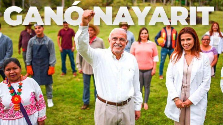 Miguel Ángel Navarro Quintero iniciará gira por todo Nayarit