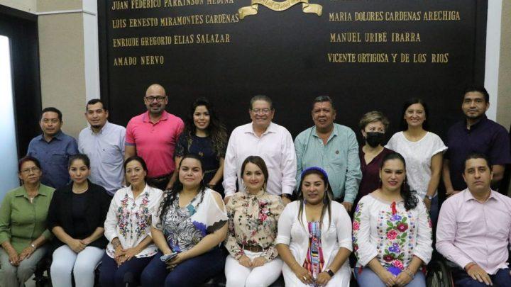 Por unanimidad el Cabildo de Tepic aprobó la reincorporación del presidente Javier Castellón