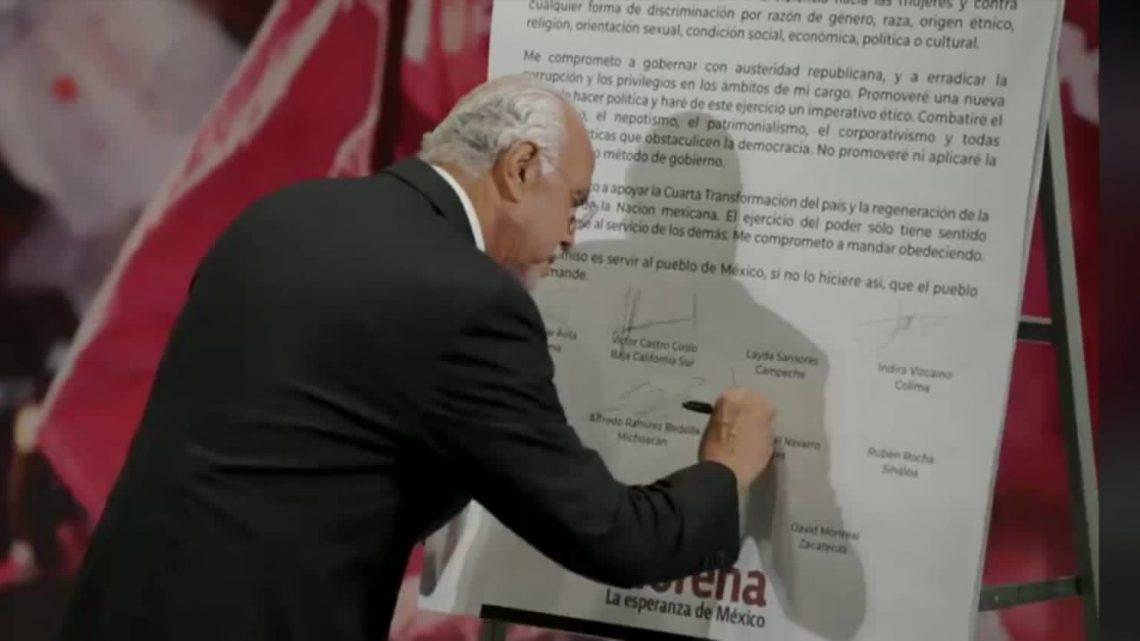 En la CONAGO debemos mostrar madurez como país. Miguel Ángel Navarro Quintero.