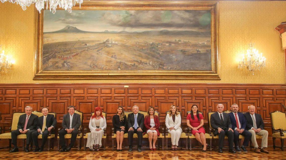 Miguel Ángel Navarro Quintero y Andrés Manuel López Obrador, consolidan planes y proyectos viables para Nayarit.