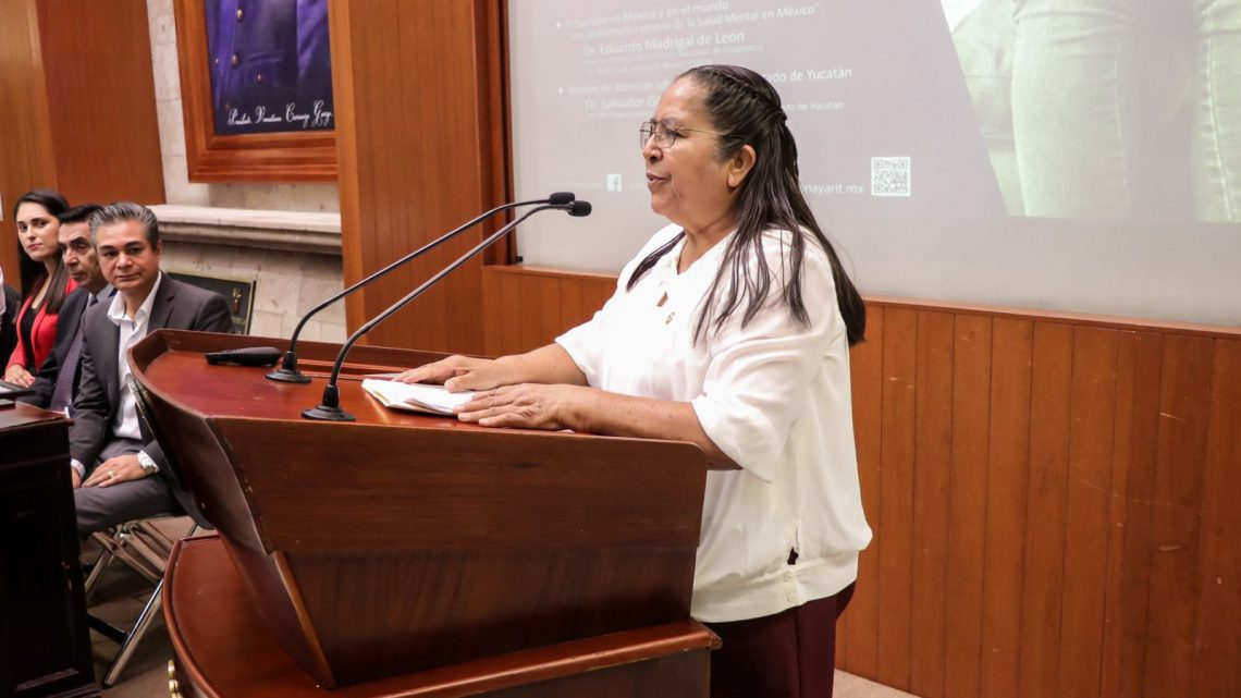 Aprueba Congreso creación de protocolos para prevenir suicidios: Claudia