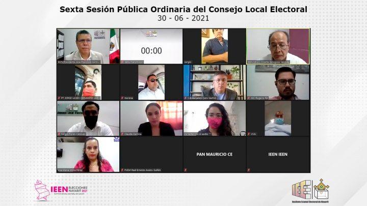 En diciembre se realizará la elección extraordinaria en el municipio de La Yesca: Cermeño